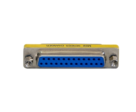 25 Pin Serial Port Male Female Adapter Db25 Rs232