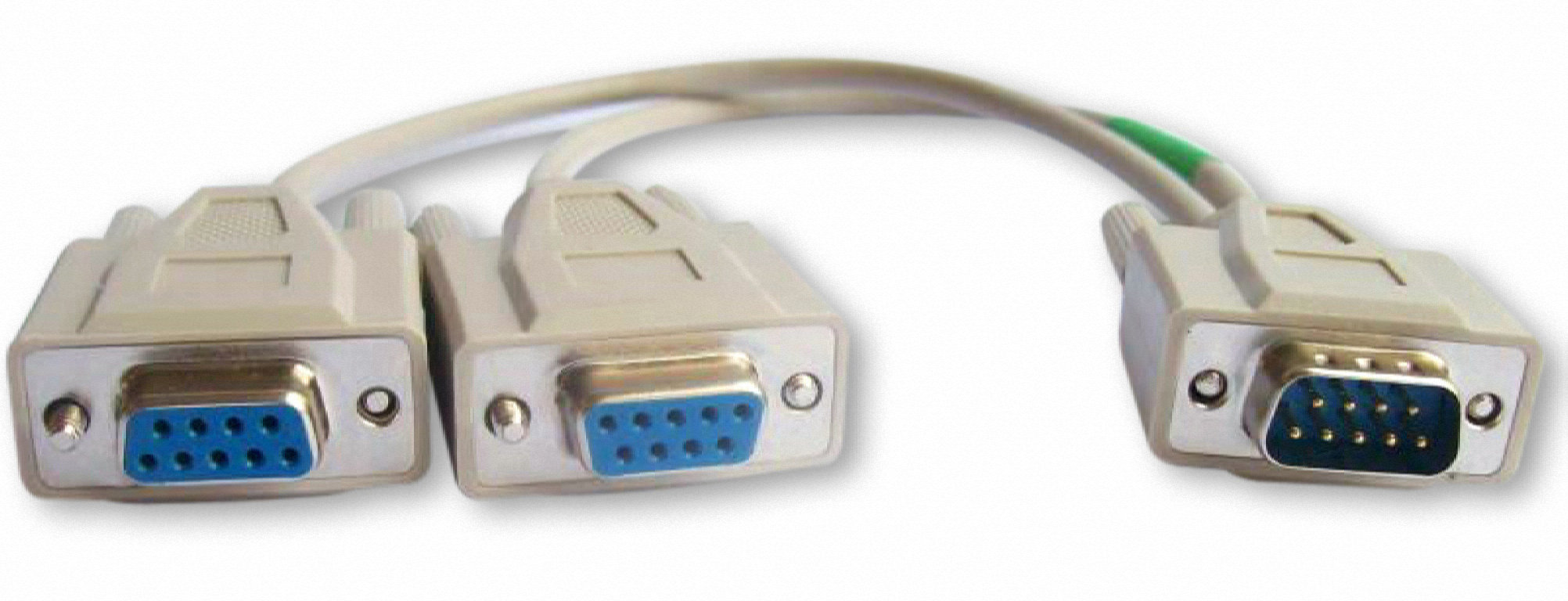1 Foot 9 Pin Serial Splitter Cable Db9 1m 2f Rs232 Usb To Db9m Schematic Copyright 2004 2018 Your Store Inc All Rights Reserved