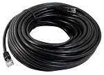 YCS Basics Category 5 Ethernet cable, Black, 60 Feet