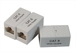 Your Cable Store Inline Ethernet CAT 6 / RJ45 Networking Coupler 3 Pack