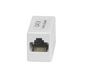 Inline Ethernet CAT 6 / RJ45 Networking Coupler