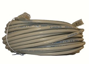 75 Foot Cat 6 Ethernet Crossover Cable