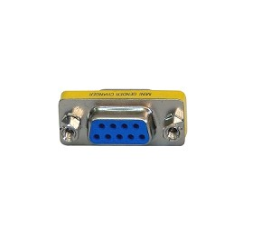 Serial Port 9 Pin Male / Female Adapter DB9 RS232
