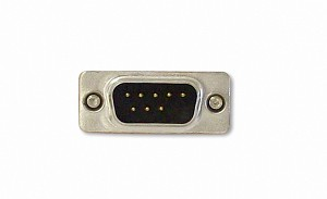 Serial Port 9 Pin Null Modem Adapter DB9 Male / Male RS232