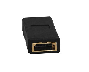 HDMI Female / Female Coupler / Adapter Gold Plated