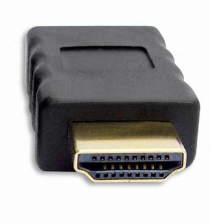 Your Cable Store HDMI Male To Male Adapter Gold Plated