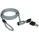 Notebook Laptop Security Cable With Key Lock
