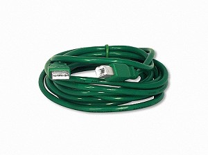Green 10 Foot USB 2.0 High Speed Printer / Scanner Cable