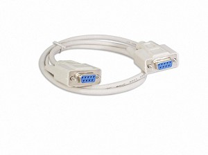 3 Foot DB9 9 Pin Serial Port Cable Female / Female RS232