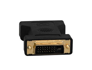Your Cable Store DVI D Dual Link Male To Male Adapter Coupler